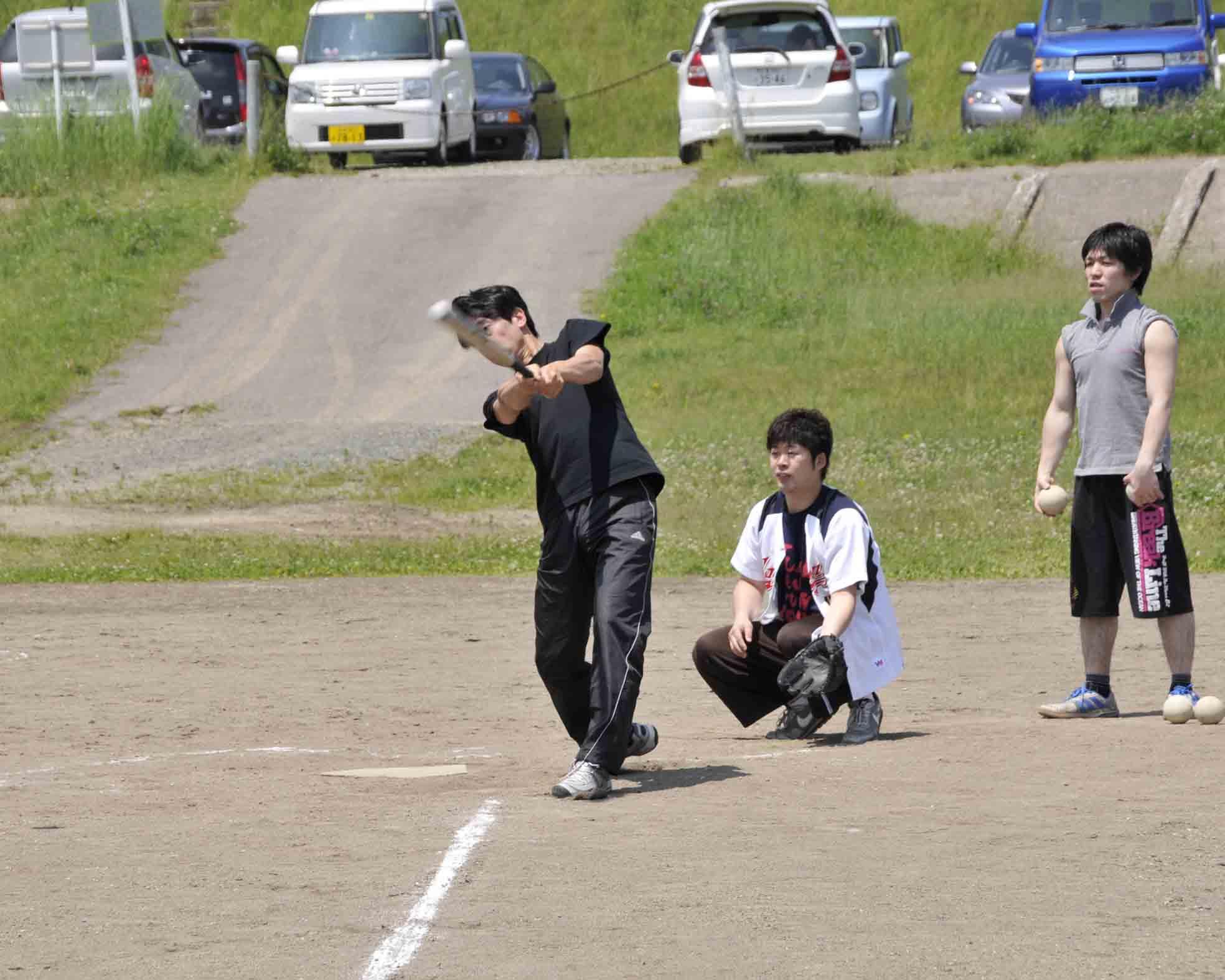 ソフトボール大会5