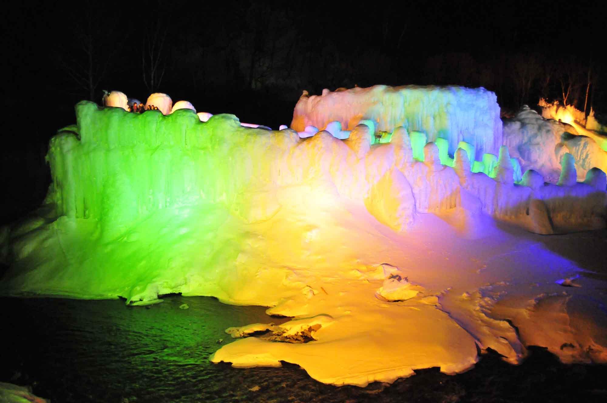 氷瀑まつり13