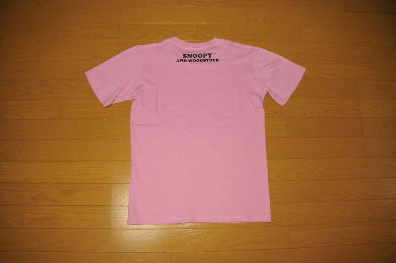 Tシャツうら