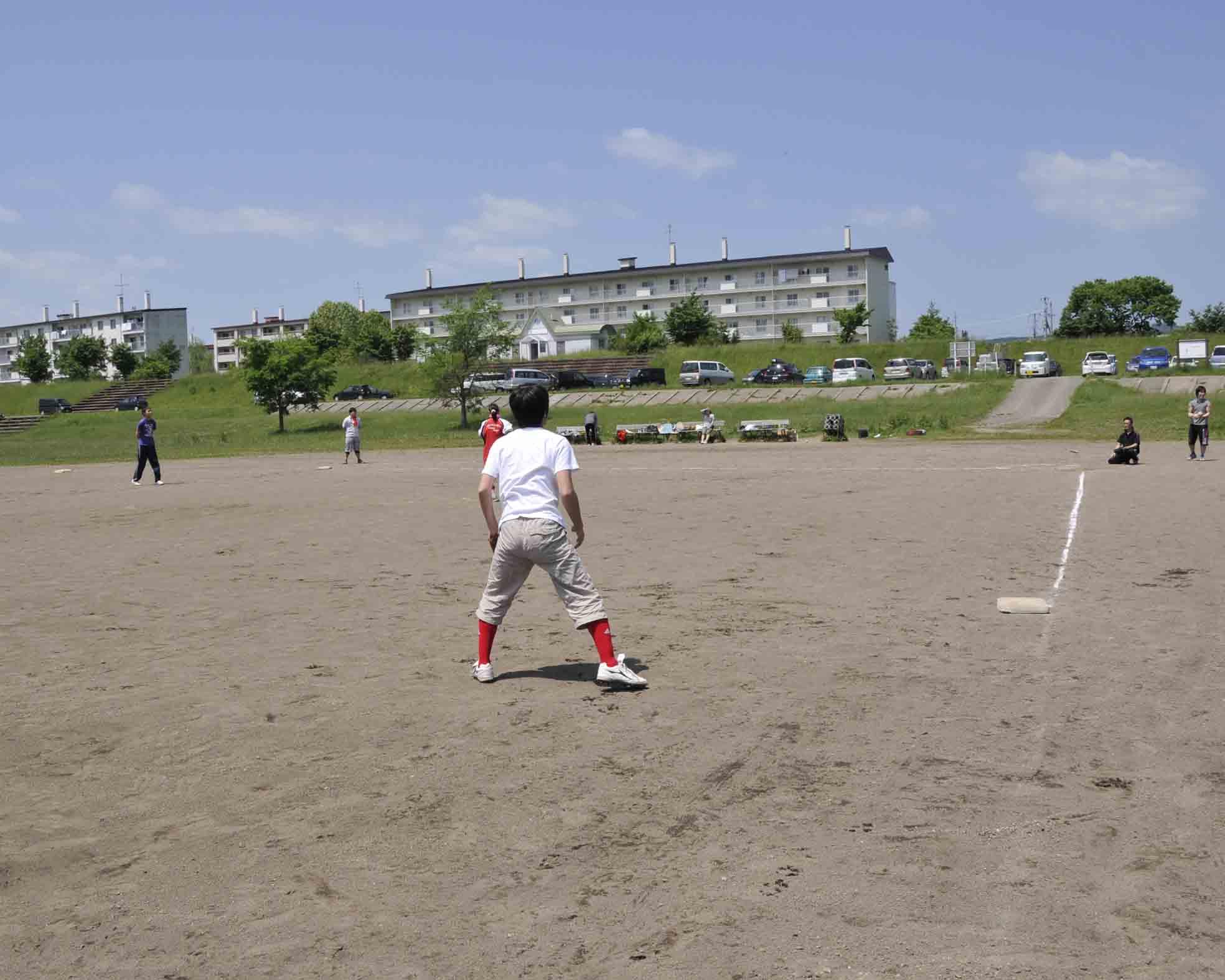 ソフトボール大会3