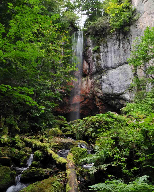 山彦の滝1