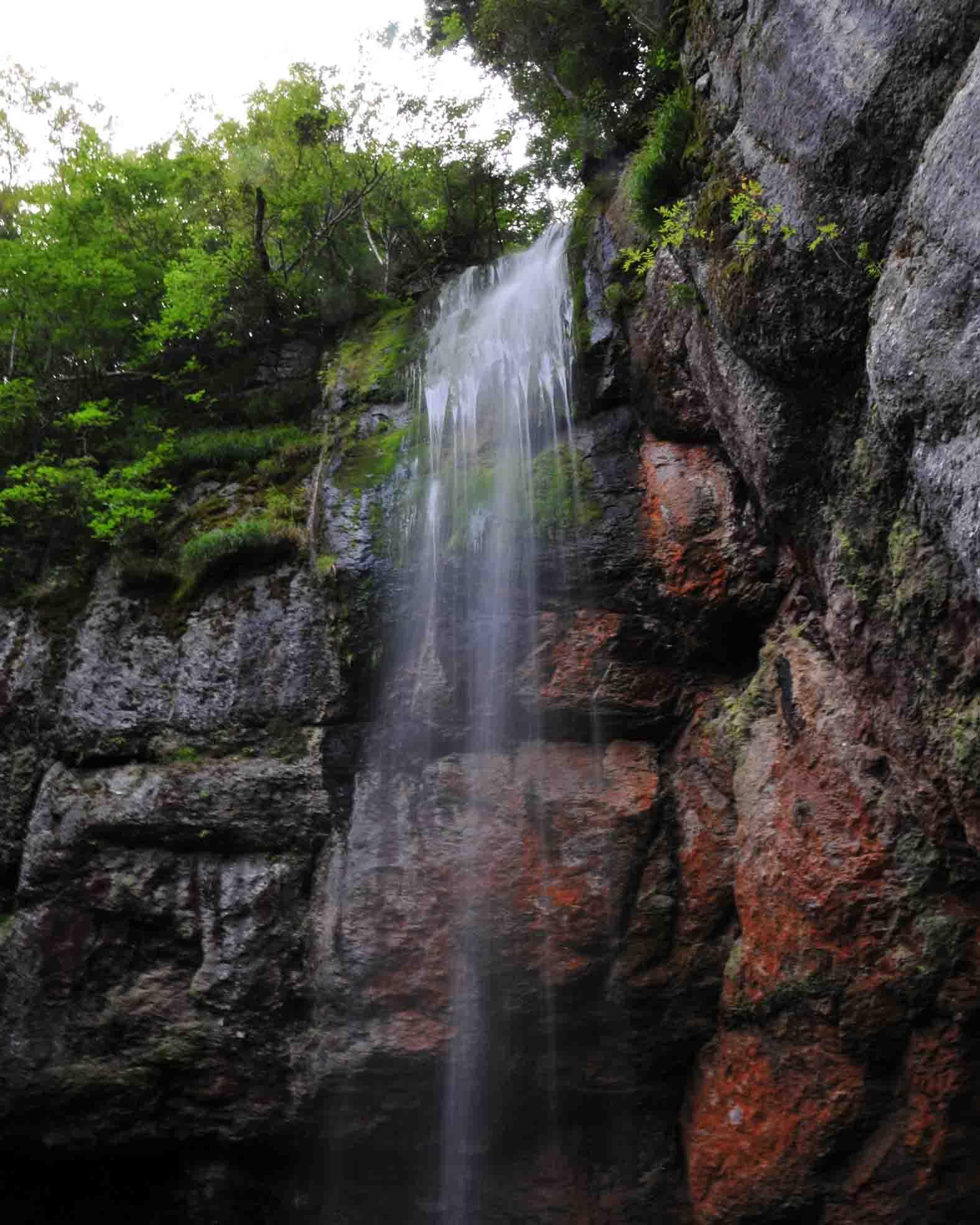 山彦の滝2