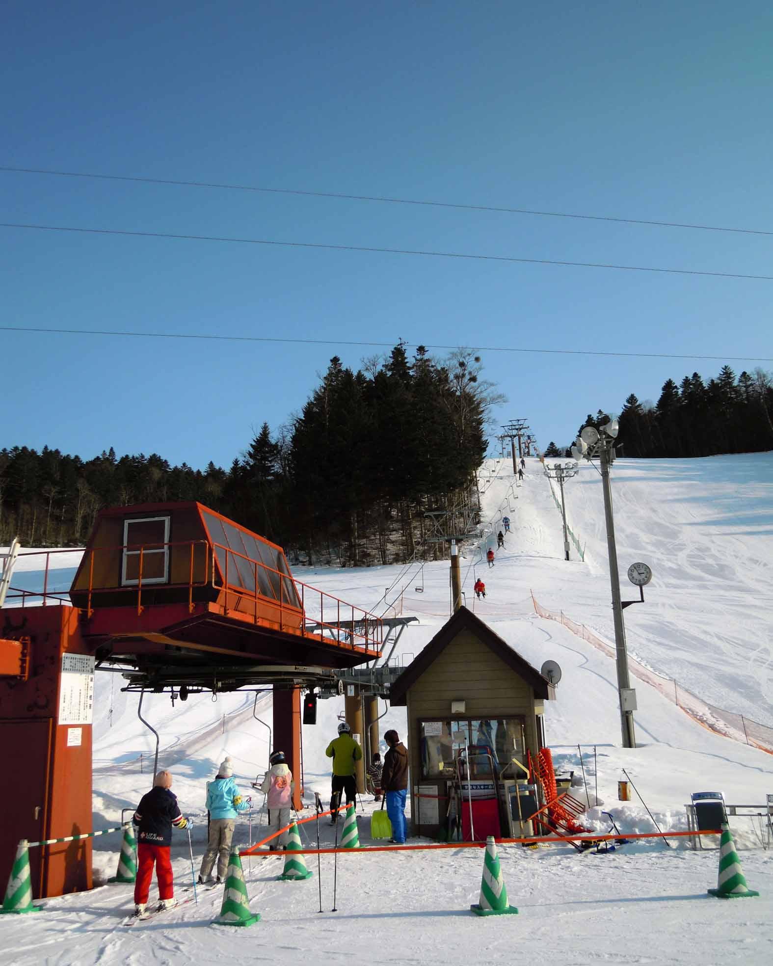 置戸スキー場